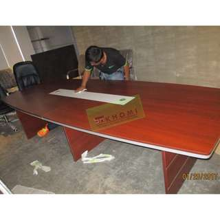 CONFERENCE TABLES AND OFFICE CHAIRS--KHOMI