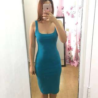 Zara body con dress