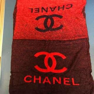 Chanel 頸巾/披肩