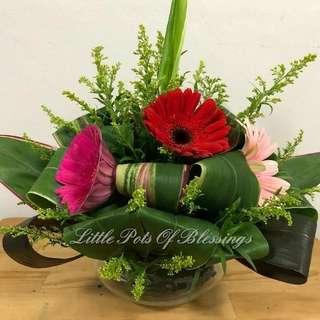 CNY Floral arrangements