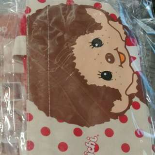 U Magazine Monchhichi 日系索繩Lunch Bag 袋