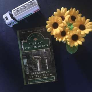Alexander McCall Smith's The Right Attitude to Rain