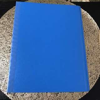 Blue Edged File