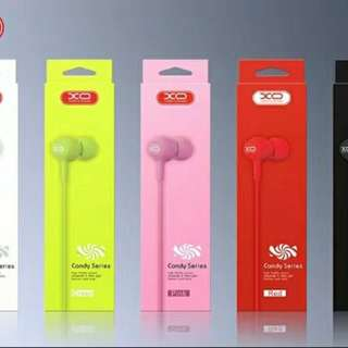 Candy Series Earphone