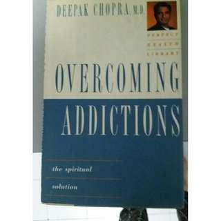 Book Overcoming Addiction-Deepak Chopra