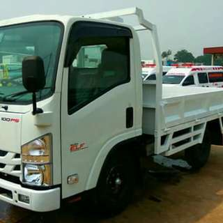 ISUZU ELF NLR 55 T BAK/BOX DP 10 JT