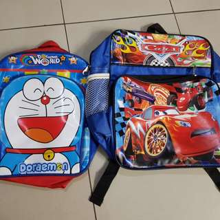 Tas cars & doraemon (take all)
