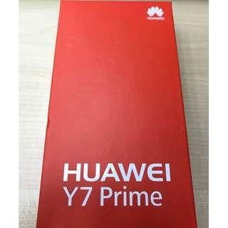 HUAWEI Y7 Prime (32GB ROM / 3GB RAM) Black