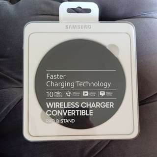 Brand New Samsung Wireless Charger Convertible