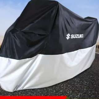 brand new Suzuki Bike water proof cover