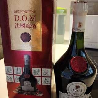 Benedictine DOM