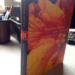 [BOOK] Buxton Spice