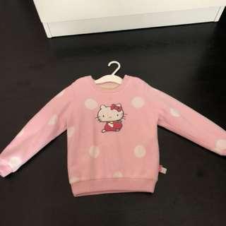Hello Kitty Pullover winter