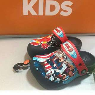 SALE! CROCS MARVEL FOR KIDS