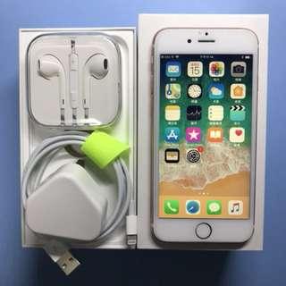 99% New iPhone 6s 玫瑰金 64GB 香港行貨
