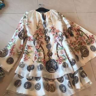 Dolce and gabbana dress 100%real 95%new 不議價 不包郵