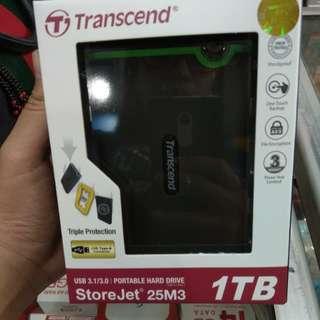 Harddisk transcend 1TB seri A3