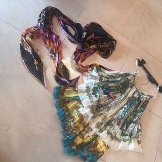 Dolce and gabbana dress 100%real 95%new 不議價 不包郵