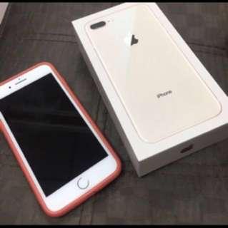 🚚 Iphone 8 plus 金 256