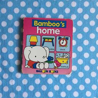 Preloved Bamboo Home Book