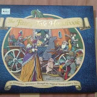 Fairy tale Pop Up Book