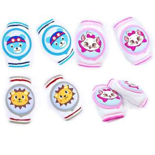 Baby Knee Pads (Breathable & Adjustable)
