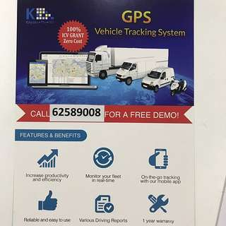 GPS trackers for vehicles