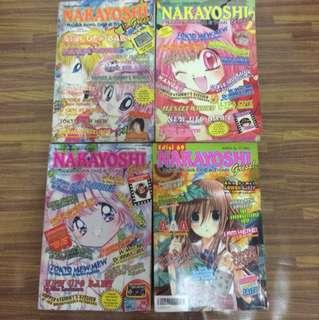 Komik nakayoshi