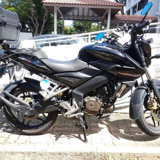 Bajaj Pulsar 200 NS FI COE 2025 for sale