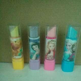 Penghapus lipstick