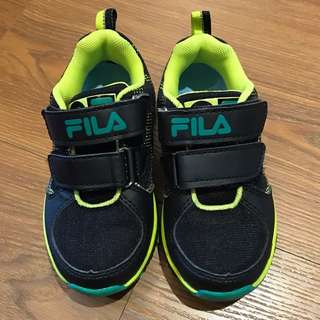 FILA 兒童運動鞋 Size 17 cm.