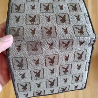 全新Playboy銀包 (有盒)