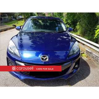 Mazda 3 1.6A SP