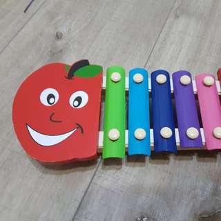 Xylophone baby toy
