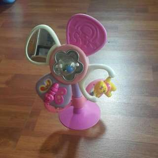 Standing Toy Teether With Suction Cup