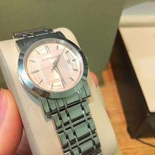 BURBERRY 女用手錶