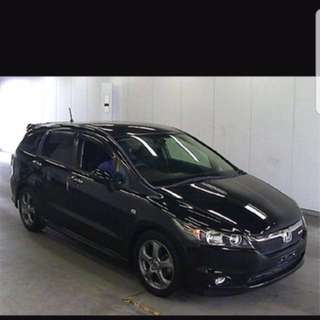 ( weekend) Honda steam 1.8A( no contract)