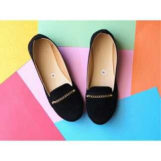 Sliper Rantai - Sepatu Sandal Flatshoes Murah