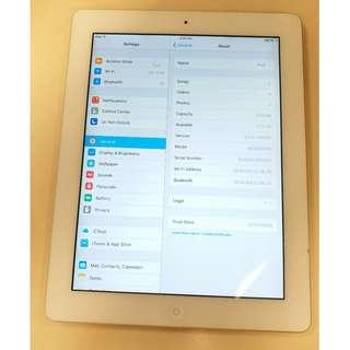 iPad 2 Wi-Fi 32GB White