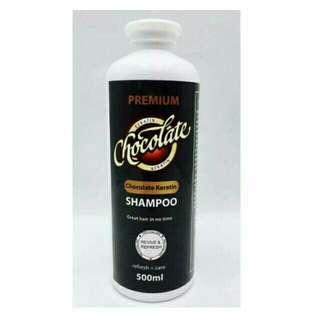 Chocolate Keratin Shampoo