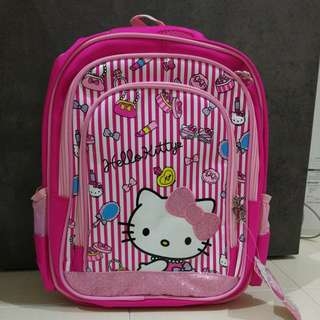 Hello Kitty School Bag brand new