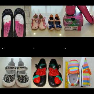 Preloved BNIB toddlers kids shoes