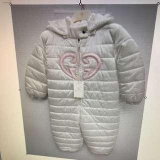 Gucci 100%新 小孩連衣褲