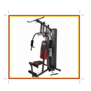 Home Gym 1 Sisi 50kg TOTAL FITNESS HG008 Paling Murah