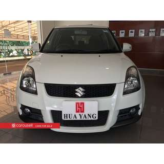 Suzuki Swift Sport 1.6A