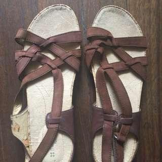 Naturalizer N9 comfort Hamilton sandals