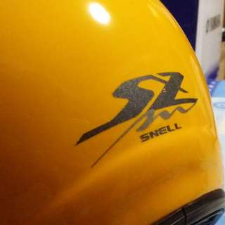 Arai SZM Yellow (Rare)