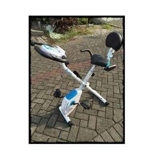 Excider Sepeda Olahraga Fitness Statis Magnetic