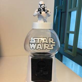 Star Wars 糖果盒 (只用過一次)