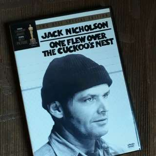 One Flew Over the Cuckoos Nest Orig DVD